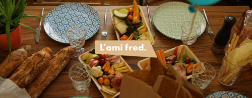 L'AMI FRED POP UP STORE