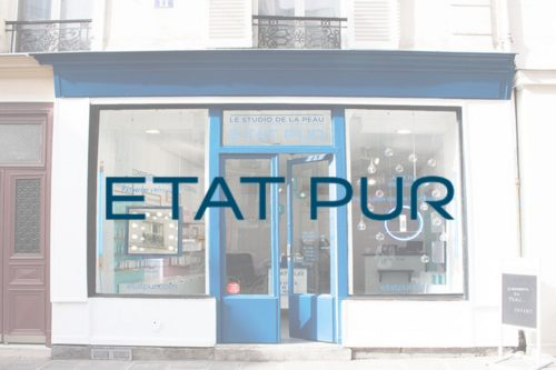 ETAT PUR POP UP STORE